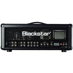 OPEN BOX Blackstar S1200H 200 Watt High-gain Amp Head