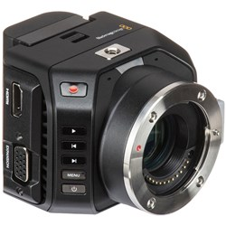 Blackmagic Design Micro Cinema Camera w/ Super 16mm Sensor