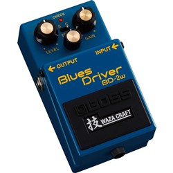Boss BD2W Blues Driver Pedal (Waza Craft Special Edition)