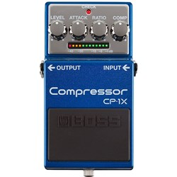 Boss CP1X Compressor Pedal (MDP Special Edition)