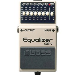 Boss GE7 Graphic Equalizer Pedal