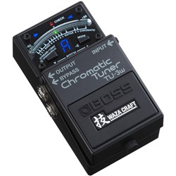 Boss TU3W Chromatic Tuner Pedal (Waza Craft Special Edition)