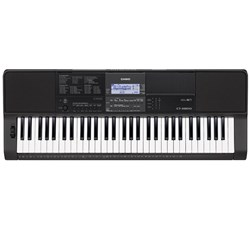 Casio CTX800 61-Key Keyboard w/ AiX Sound Engine