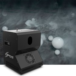 Chauvet Hurricane Bubble Haze 3 in 1 Atmospheric Machine
