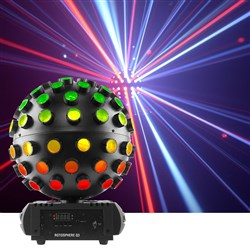 Chauvet Rotosphere Q3 LED Mirror Ball Effect Light