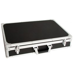 CNB Effects Pedal Board Road Case w/ Removable Lid For 8-9 Pedals