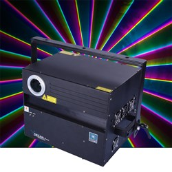 CR Dream7 Multi Colour Laser (1W Red + 1W Green + 2W Blue) (Display Model)