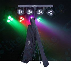 CR Lite Power Party Stage Wash Package w/ Stand (12x9W TRI)