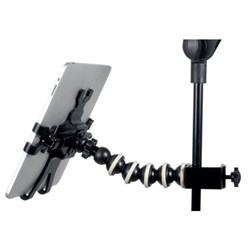 Crane Tablet Mount Stand For Tables & Mic Stands