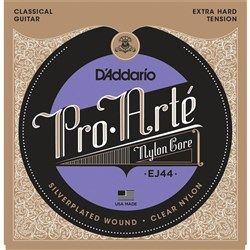 D'Addario EJ44 Pro-Arte Nylon Classical Guitar Strings - (Extra Hard Tension)