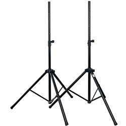 DAP Audio Speaker Stand Set w/ Carrying Bag