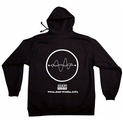 DAP Audio Hooded Sweater (M)