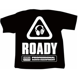 DAP Audio Roady T Shirt (L)