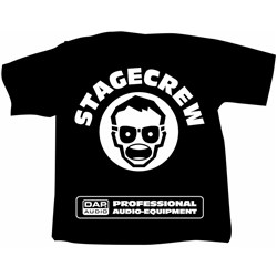 DAP Audio Stagecrew T Shirt (M)