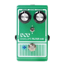 DigiTech DOD 440 Envelope Filter Pedal w/ Up/Down Switch