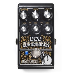 DigiTech DOD Boneshaker Distortion Pedal w/ 3-Band Semi-Parametric EQ