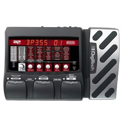 DigiTech BP355 Bass Multi-Effects & USB Recording Interface Pedal