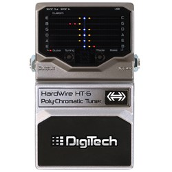 DigiTech HardWire HT6 PolyChromatic Tuner Pedal