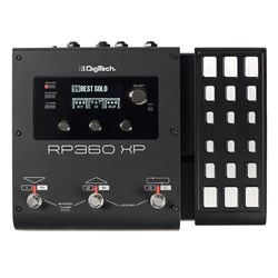 DigiTech RP360XP Guitar Multi-Effect Processor w/ USB Streaming & Expression Pedal