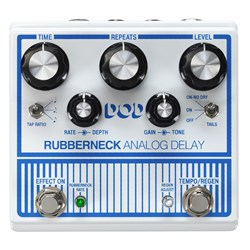 DigiTech DOD Rubberneck Analog Delay Pedal