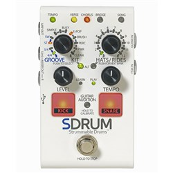 DigiTech SDRUM Strummable Drum Machine Pedal