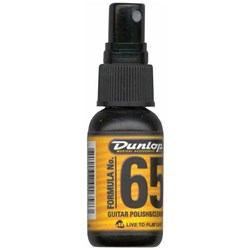 Dunlop Formula 65 Guitar Polish & Cleaner - 29ml (6542)