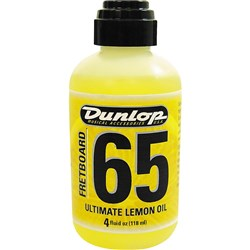 Dunlop Fretboard 65 Ultimate Lemon Oil - 118ml (6554)