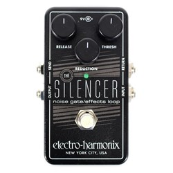 Electro Harmonix Silencer Noise Gate / Effects Loop Pedal