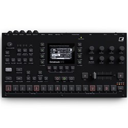 Elektron Octatrack MKII Dynamic Performance Sampler (Black)