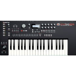 Elektron Analog Keys 4-Voice Analog Synth Keyboard w/ Bonus Decksaver Cover