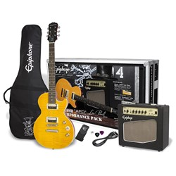 "Epiphone Slash ""AFD"" Les Paul Electric Guitar Performance Package"""