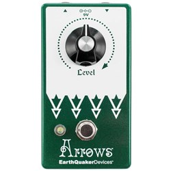 Earthquaker Devices Arrows Preamp Booster V2