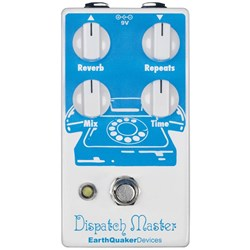 Earthquaker Devices Dispatch Master Delay & Reverb V3 w/ Flexiswitching
