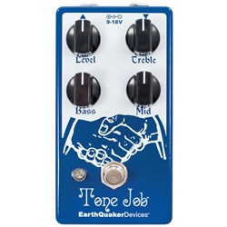 Earthquaker Devices Tone Job EQ & Booster V2
