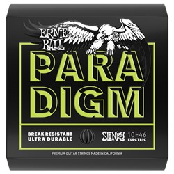 Ernie Ball Paradigm Regular Slinky Electric Guitar Strings - (10-46)