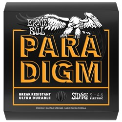Ernie Ball Paradigm Hybrid Slinky Electric Guitar Strings - (9-46)