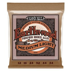 Ernie Ball 2146 Phosphor Bronze Acoustic Guitar Strings - 12-54