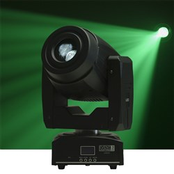 Event Lighting LM60S 60W White Moving Head Spot