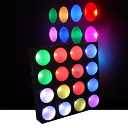 Event Lighting Pan 16 x 30W TRI COB LED Pixel Effect Light
