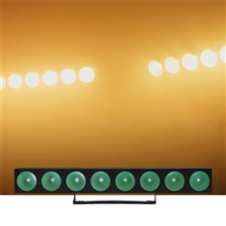 Event Lighting Pan 8 x 30W TRI COB LED Pixel Effect Light