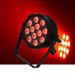 Event Lighting Par Can QUAD 12 x 8W LED Wash