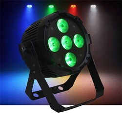 Event Lighting Par Can QUAD 5 x 8W LED Wash
