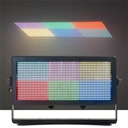 Event Lighting WIP1320 6 Section Outdoor RGBW LED Panel