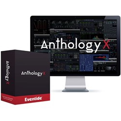 Eventide Anthology X Plug-in Bundle w/ 15 Eventide Effects