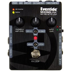 Eventide MixingLink Mic Preamplifier & FX Loop Pedal