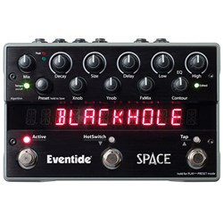 Eventide Space Reverb Multi-effects Pedal