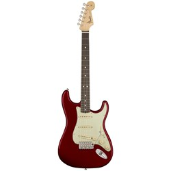 Fender American Original 60s Stratocaster w/ Rosewood Neck in Hard Case (Candy Apple Red)