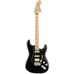 Fender American Performer Stratocaster Maple Fingerboard (Black) w/ Gig Bag