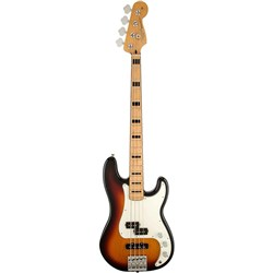 Fender Deluxe PJ Bass Limited Edition Maple Fingerboard (3-Colour Sunburst)