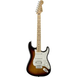 Fender Standard Stratocaster HSS Maple Fingerboard (Brown Sunburst)